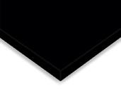 Фасад МДФ глянцевый черный 606 AGT цена 2017