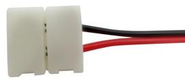 Коннектор для ленты SMD5050 провод 15 см к БП фото