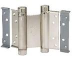 Петля барная 150 мм. для деревянных дверей до 63 кг., никель