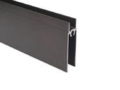 Планка нижняя, алюминий, янтарно-коричневый, 5800 мм FIRMAX втулка дистанционная firmax алюминий