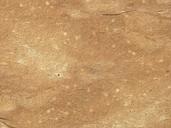 Бортик пристеночный овальный, Сиенский порфир горный минерал, 34*29 мм, L=4.2м