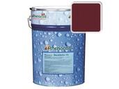 Краска фасадная Rhenocryl Deckfarbe 93C RAL 3004 шелковисто-глянцевая, 1л фото