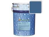 Краска фасадная Rhenocryl Deckfarbe 93C RAL 5007 шелковисто-глянцевая, 1л appella 574 5007