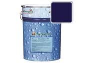 Краска фасадная Rhenocryl Deckfarbe 93C RAL 5022 шелковисто-глянцевая, 1л фото
