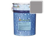 Краска фасадная Rhenocryl Deckfarbe 93A RAL 7036 шелковисто-глянцевая, 1л фото