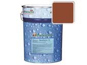 Краска фасадная Rhenocryl Deckfarbe 93C RAL 8004 шелковисто-глянцевая, 1л конек плоский grand line quarzit ral 8004 150х40х150 мм резка