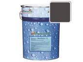 Краска фасадная Rhenocryl Deckfarbe 93C RAL 8019 шелковисто-глянцевая, 1л фото