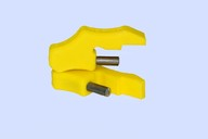 Упор переходник для кондуктора втулки 5 мм (для плиты 22 мм), компл.-2 шт, УП-30