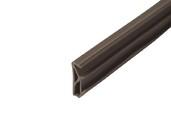 Уплотнитель для дверей DEVENTER темно коричневый фото