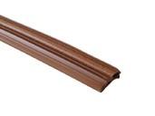 Фото - Уплотнитель для деревянных окон DEVENTER 4-5 мм коричневый уплотнитель для деревянных окон deventer 3 мм темно коричневый