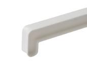 Соединительный профиль Витраж B-40, 150/180 градусов, 700 мм, белый стоимость