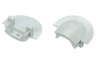 Заглушка торцевая для профиля ВП-1, универсальная заглушка пластиковая для д профиля квадратного 20 sb черные